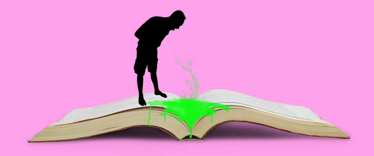 Try to Get Through Our Best Vomit Stories Without Losing