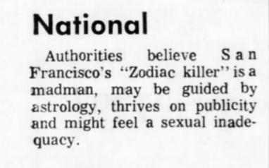 This Eccentric Academic Thinks the Zodiac Killer Is a Hoax | MEL