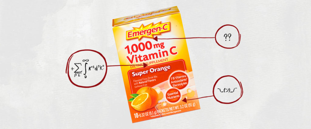 What's in This?: Emergen-C