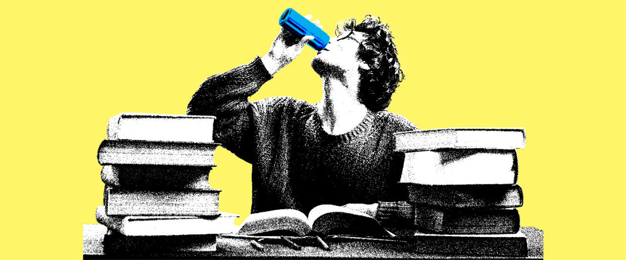 College Kids Are Ditching Beer and Binge-Drinking Hard Seltzer | MEL