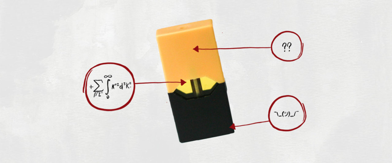 What's in This?: Juul Pods   MEL Magazine