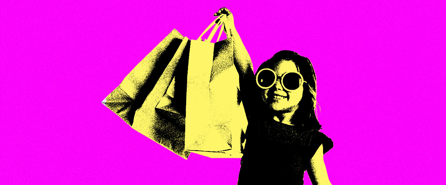 How Do I Avoid Raising a Materialistic Child?