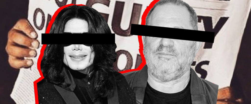 Michael Jackson and Harvey Weinstein Were the Perfect Monsters