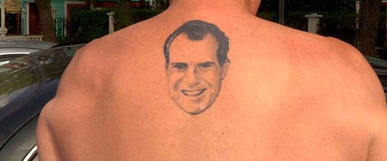 Everything We Know About Roger Stones Tattoo Of Richard