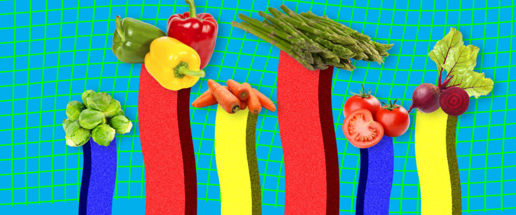 Ranking Vegetables by How Healthy They Are