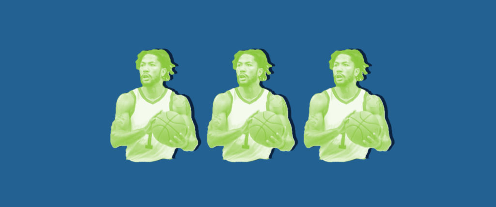 There Can Be No Redemption for Derrick Rose
