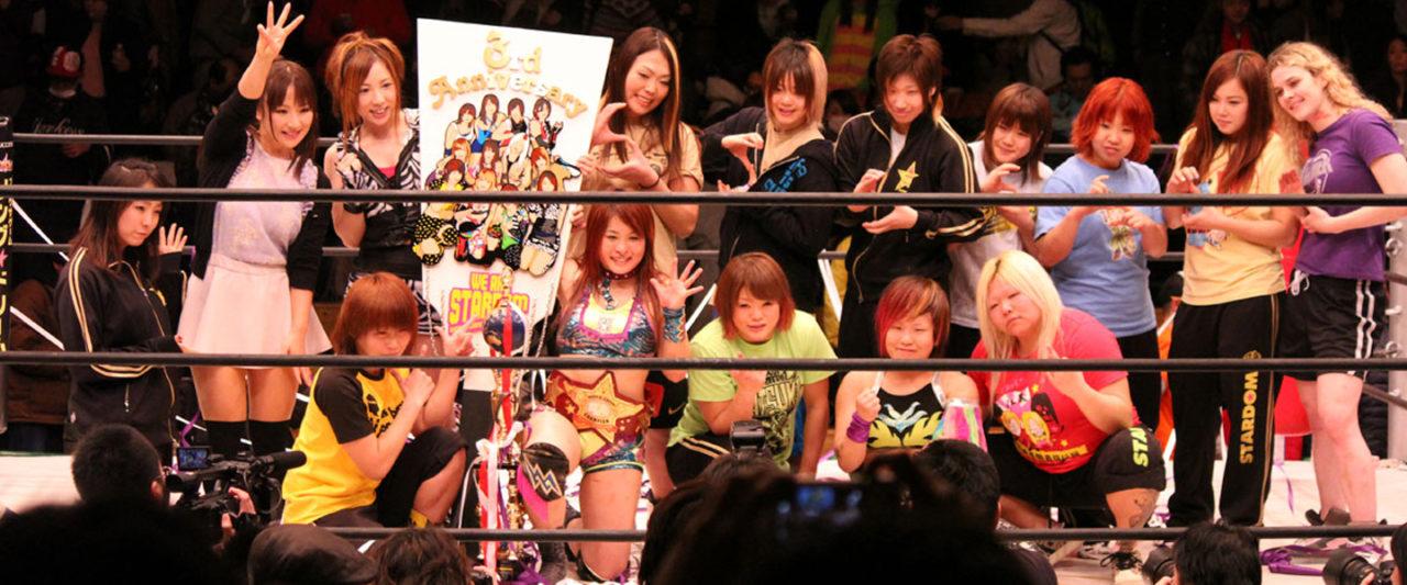 c2318c7a11092f Does Japan's Biggest Wrestling Promotion Need Women? | MEL Magazine