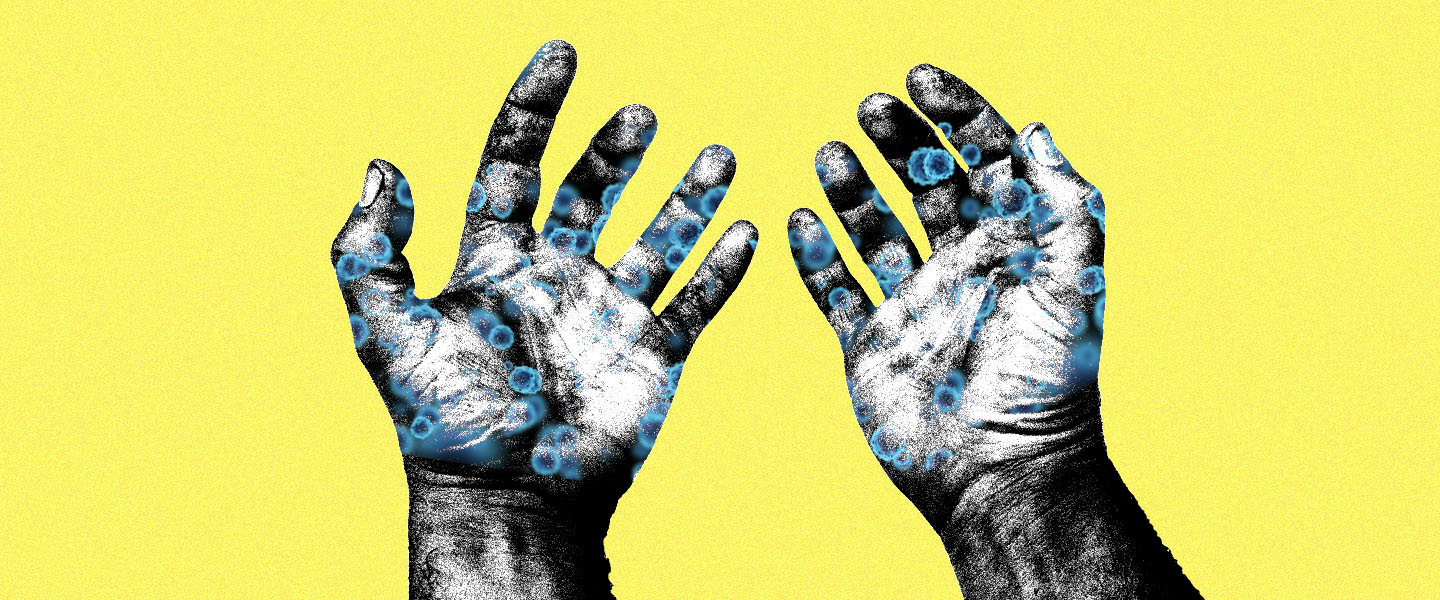 The dirty truth about guys who never wash their hands