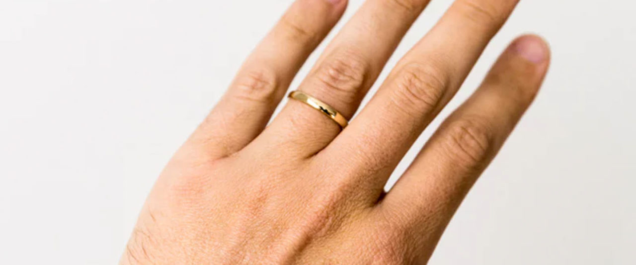 It S A Myth That Men Get Hit On More When They Wear Wedding Rings