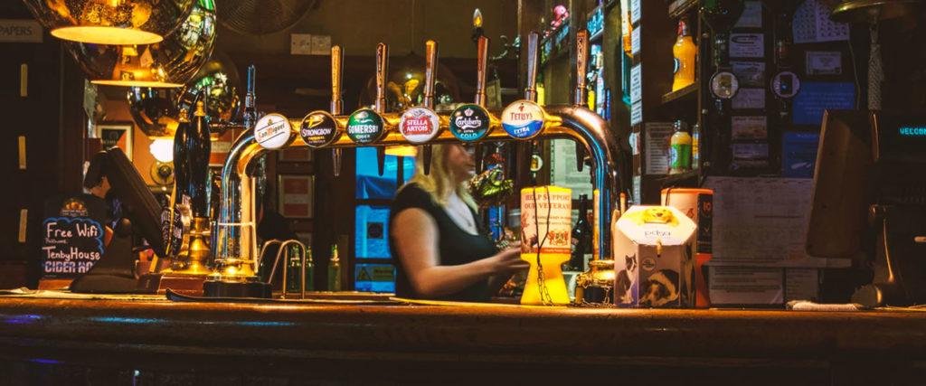 Your Neighborhood Bartender's Body Is Broken and Their Brain Is Fried