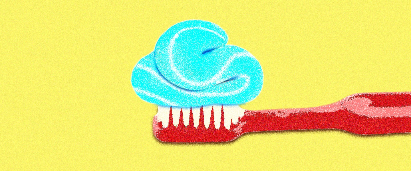 Your Kids Are Using Too Much Toothpaste, and It's Making Their Teeth All Nasty-Like