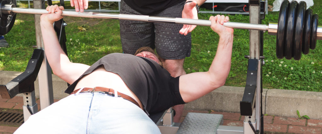 How Much You Can Bench Has Absolutely Nothing to Do With Strength
