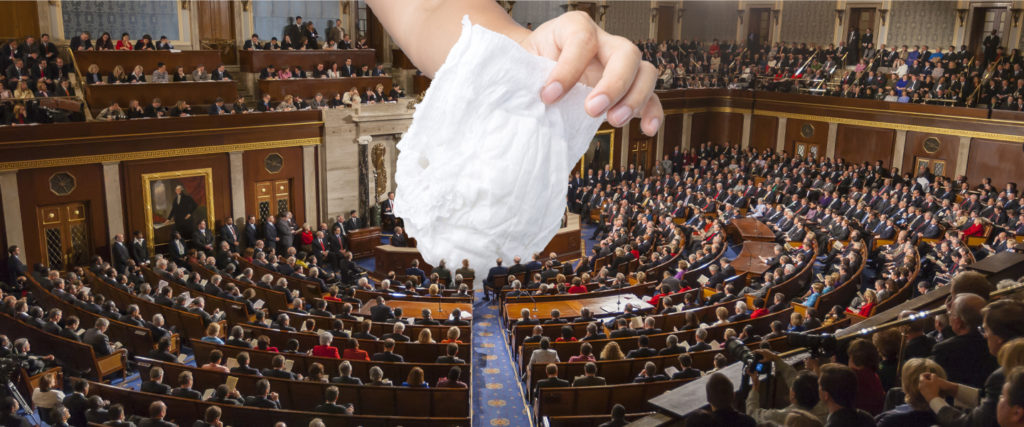 How Diapers Became an Icon of Modern Political Discourse