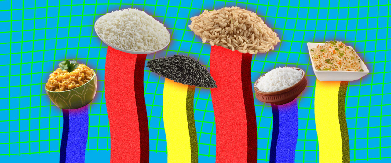 Ranking Every Kind Of Rice By How Healthy It Is