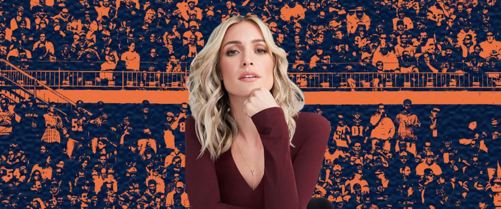 The Die-Hard Chicago Bears Fans Who Watch 'Very Cavallari' Every Week