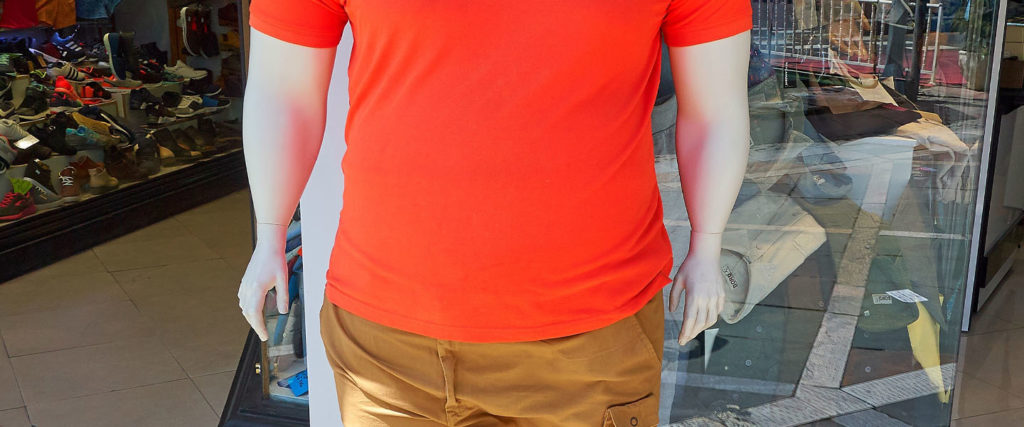 Even the Dad Bod Mannequin Wants to Set Unrealistic Expectations About Your Body