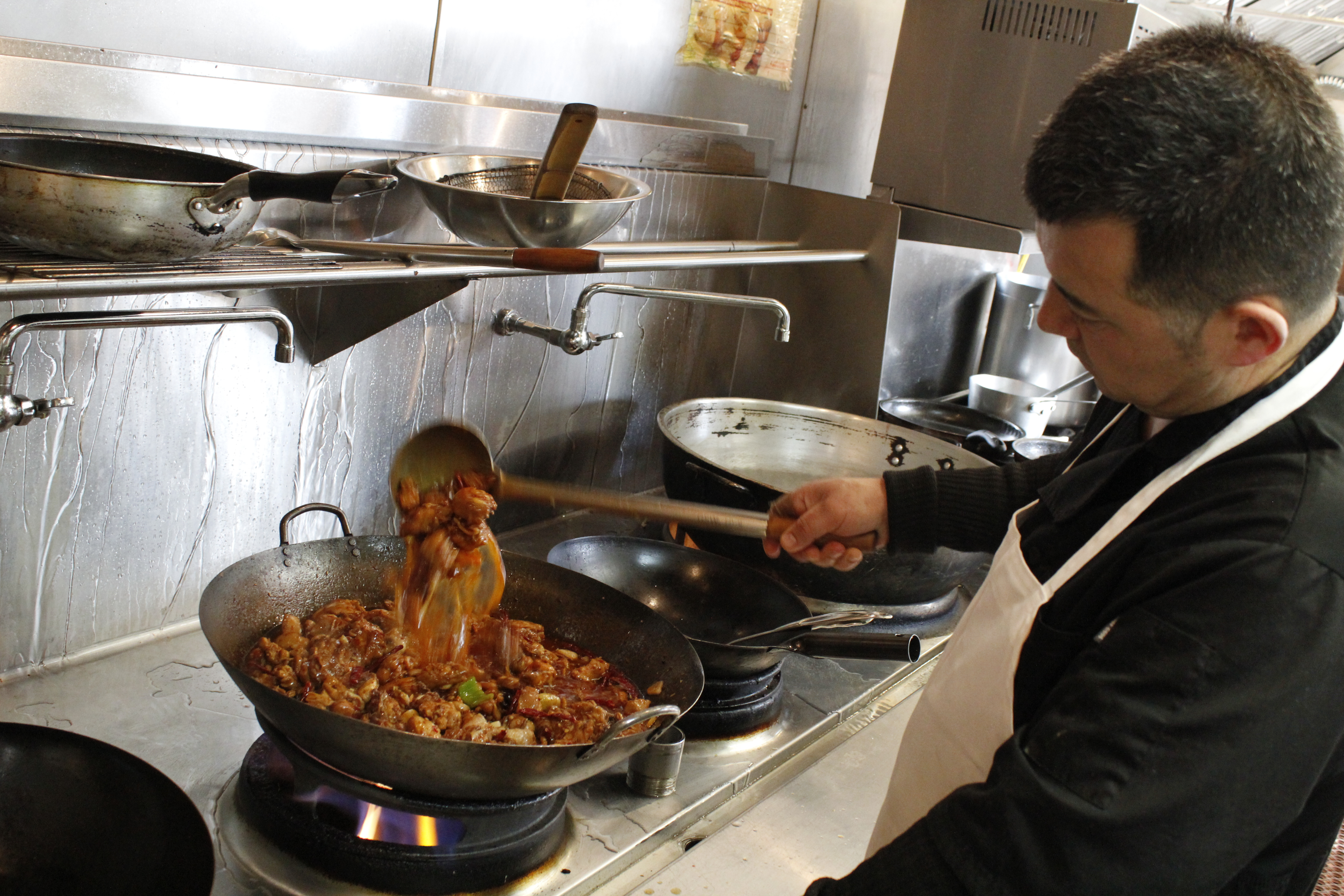 The Spectacular Culinary World of Muslim Chinese Immigrants