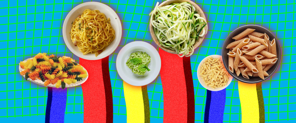 Ranking Pasta Noodles By How Healthy They Are