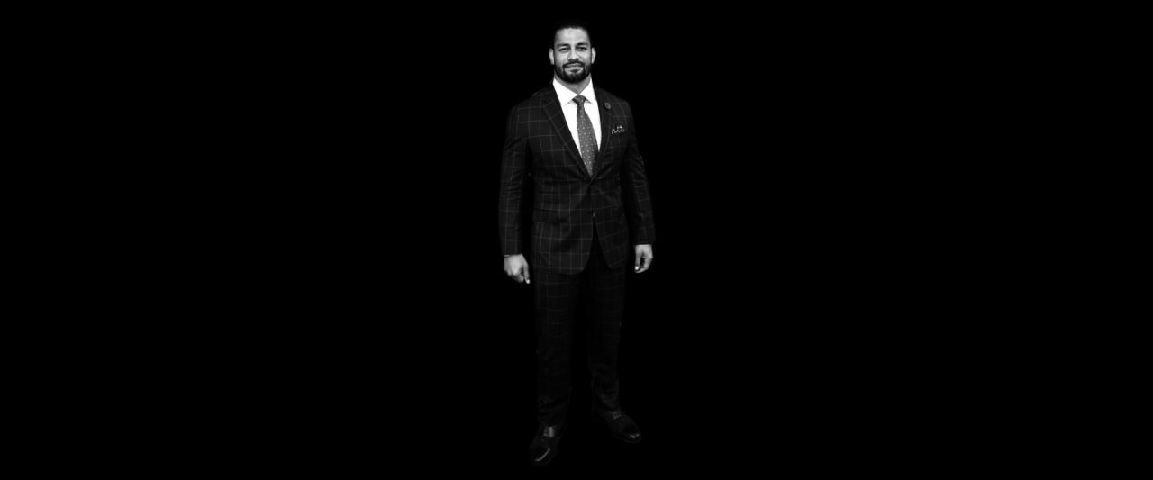 Image result for roman reigns suit