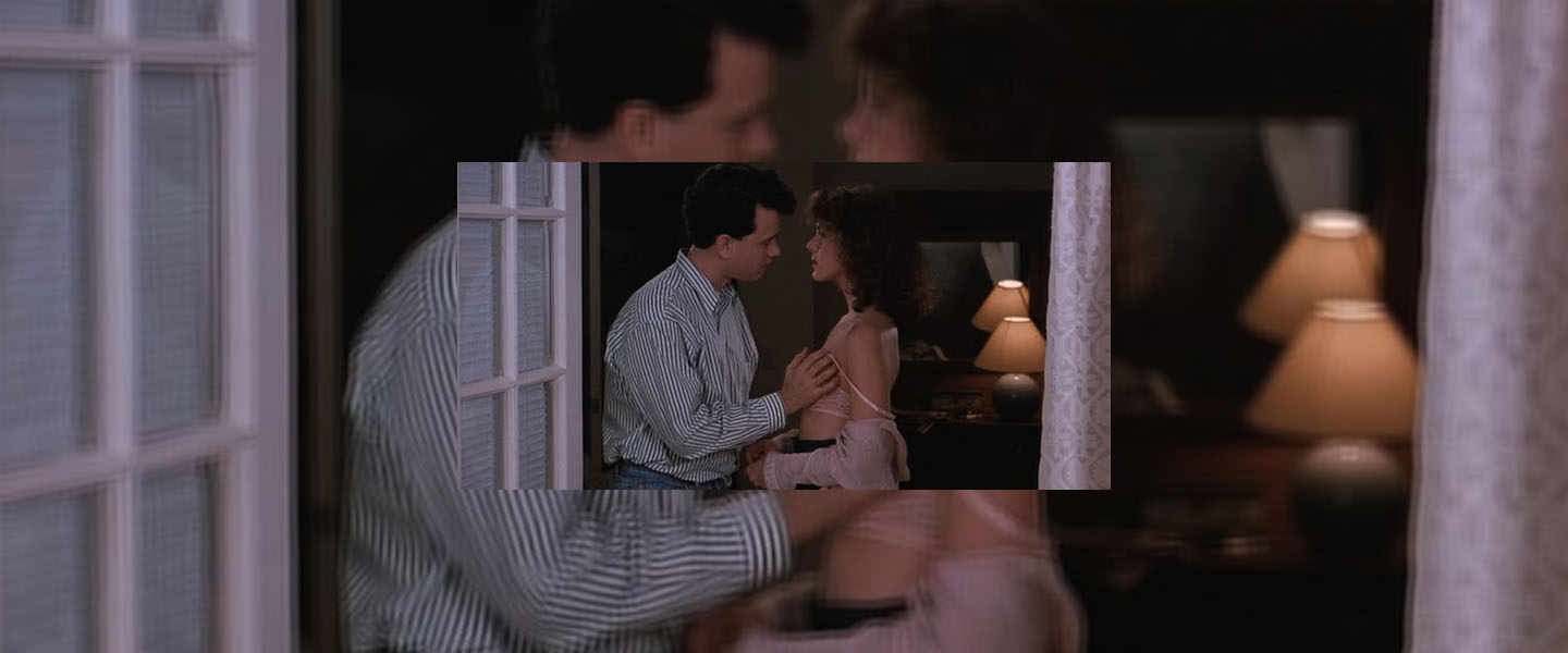 Innocent Sex Scene we still don't know if tom hanks has sex in the movie 'big