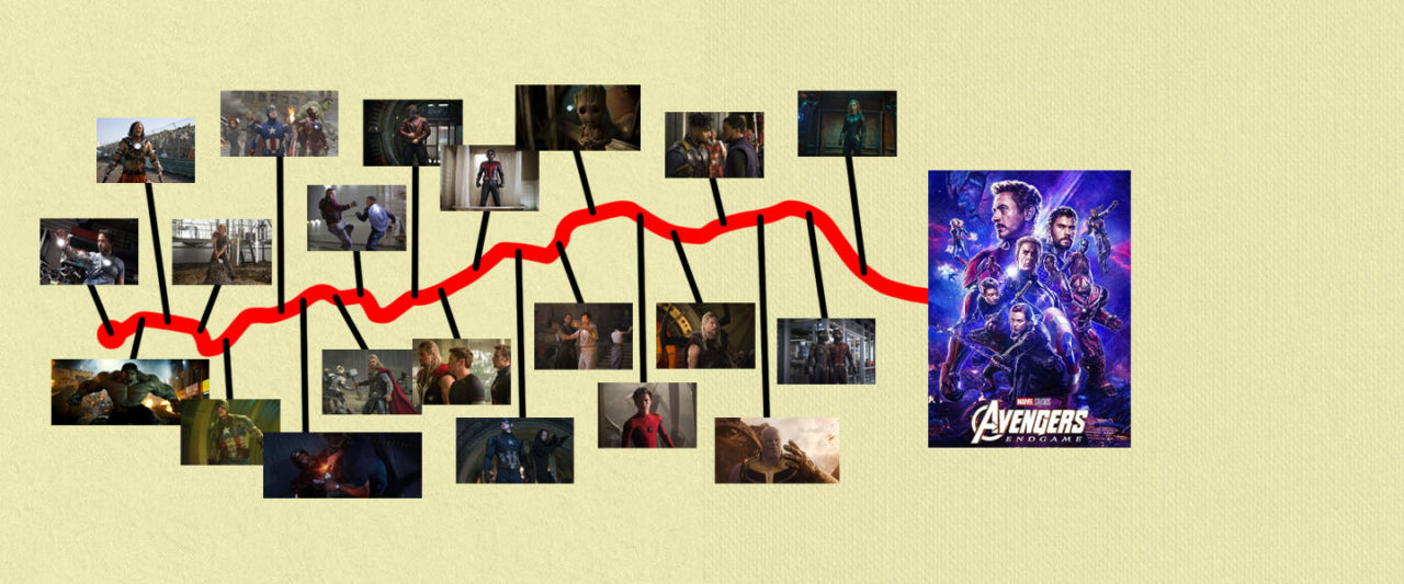 What It's Like to See 'Endgame' After a 59-Hour, 22-Marvel