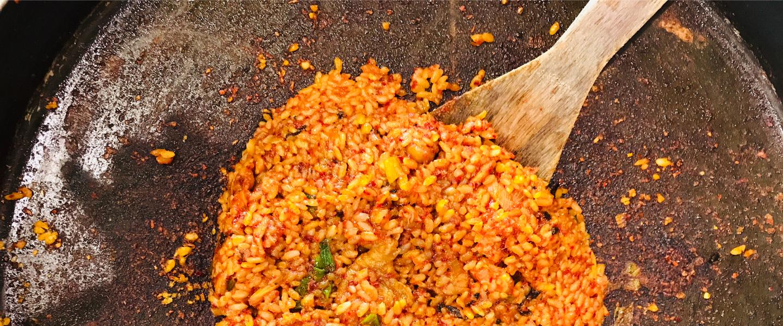 Eat Your Feelings: Kimchi Fried Rice