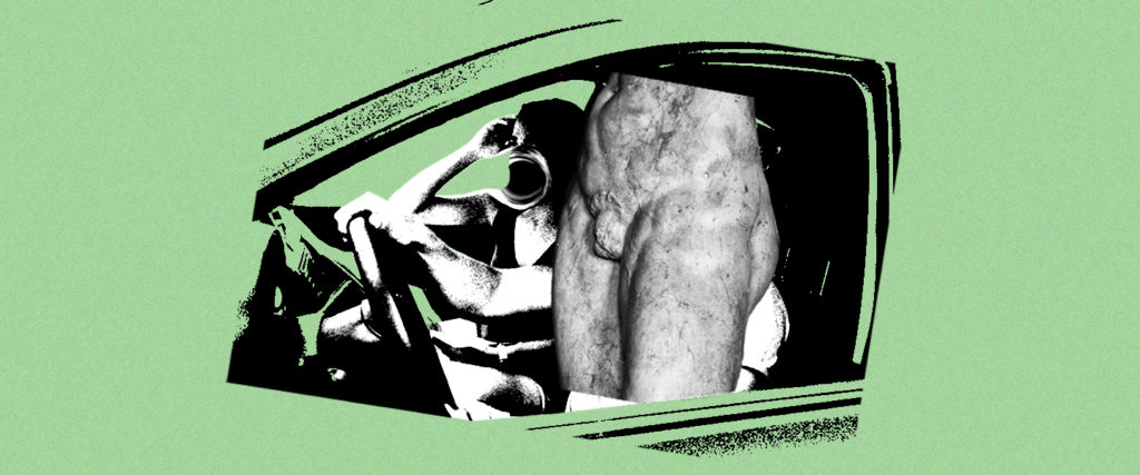 Why Men Feel So Hurt When Their Partners Criticize Their Driving