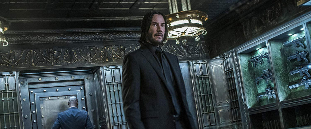 The Life-Affirming Gratuitous Violence of 'John Wick