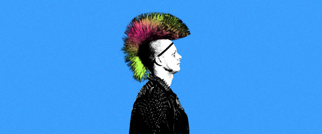 A Spiky History of the Mohawk