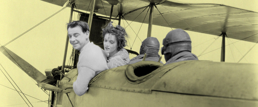 A Gentleman's Guide to Talking On Planes