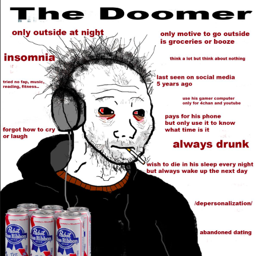 Doomer Girl Drama On Reddit Who Owns A Meme The Atlantic