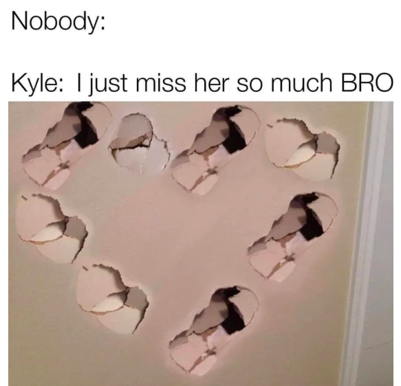 Meet Kyle The Wall Punching Bro The Internet S Awful New Dude