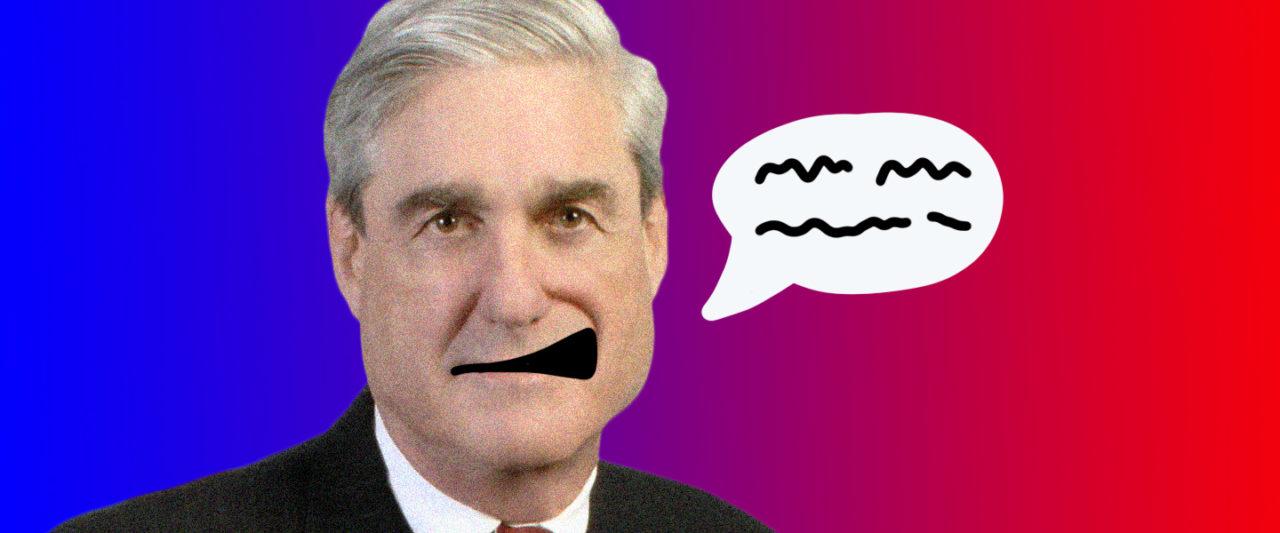 Robert Mueller speaks