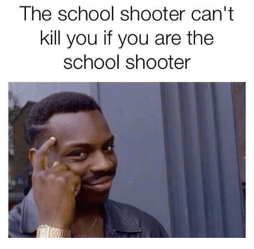 What the Dark New Trend of School Shooter Memes Can Teach Us