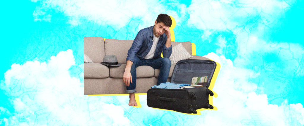 Taking an Extra Day to Get Your Shit Together Before and After Vacation Is the Ultimate Travel Hack