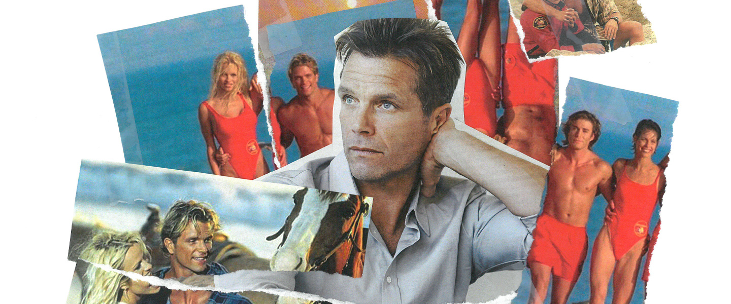 Aquiles Paris Twitter Actor Porno i was the 'baywatch' beefcake who got to make out with