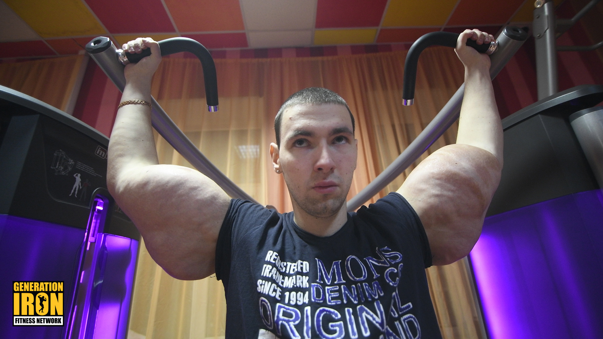 Inside Synthol Nation, Where Fake Swole Is the Goal | MEL