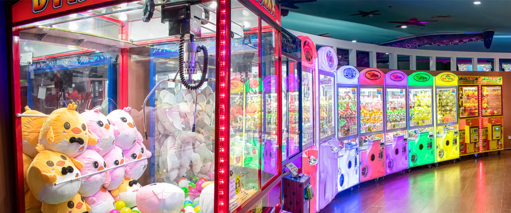 A Frustrating History of the Claw Machine