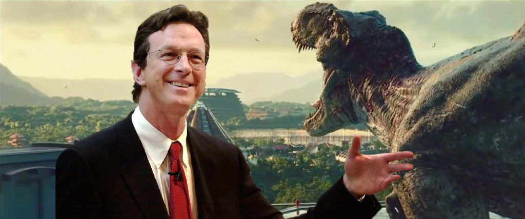 Michael Crichton's Lies Have Kept Us From a Real Dinosaur Park