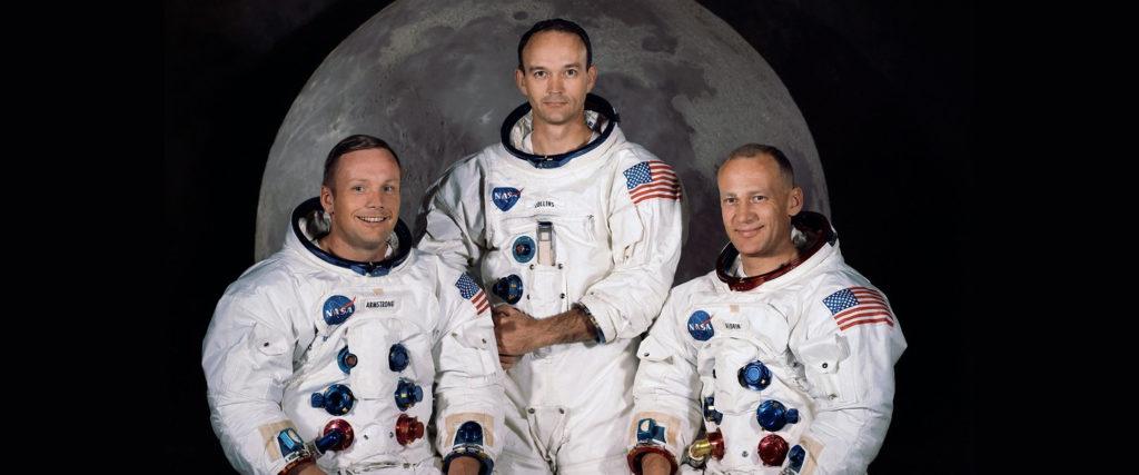 The Mid-Century Male Energy of Apollo 11