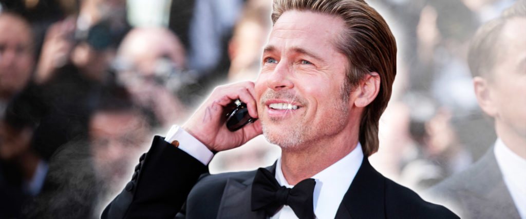 Brad Pitt and the End of the White Male Leading Man