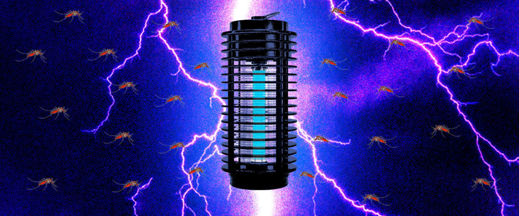An Electrifying History of the Bug Zapper