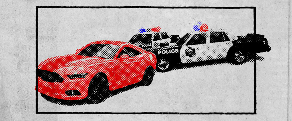 Am I More Likely to Be Pulled Over in a Red Car?