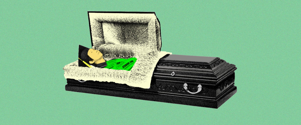 Who Gets My Student Loans When I Die?