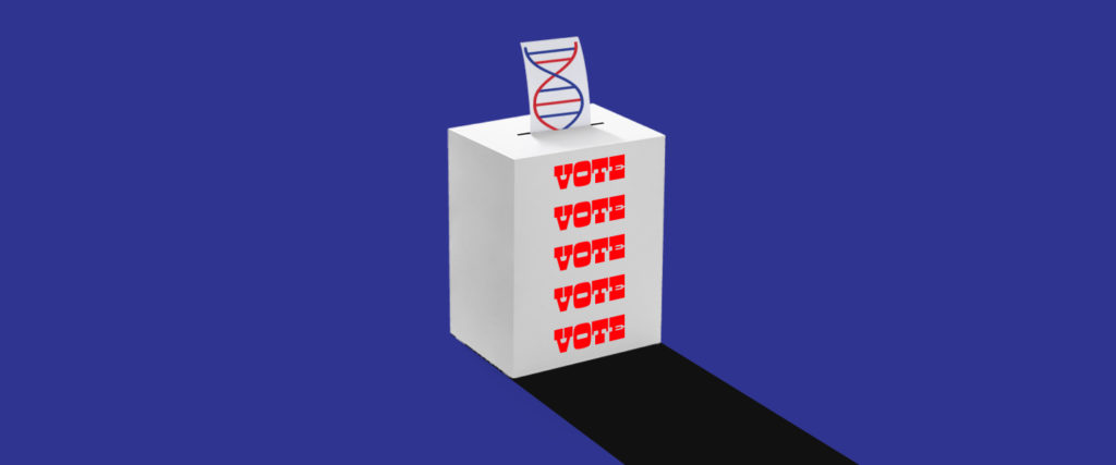 How Your Political Views Are Shaped By Your Genes