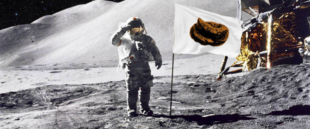 Why NASA Is So Eager to Study Moon Poop