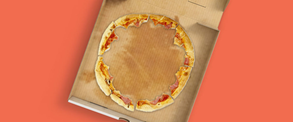 How Many Calories Does Not Eating the Crust Off a Few Slices of Pizza Really Save You?