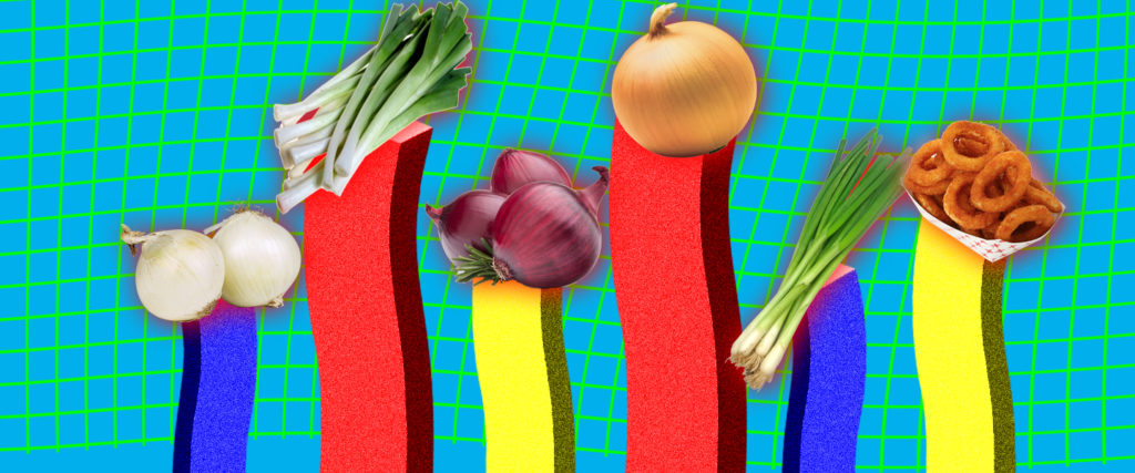 Ranking Kinds of Onions by How Healthy They Are