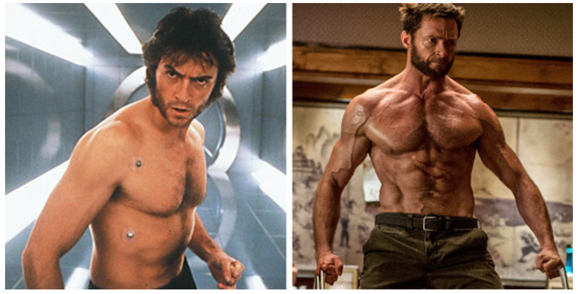 Can We Trust Action Heroes' Crazy Body Transformation ...