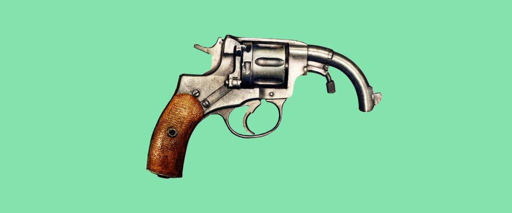 A Half-Cocked History of 'Shooting Blanks'